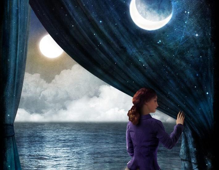 Resultado de imagen de imagenes mujer y luna